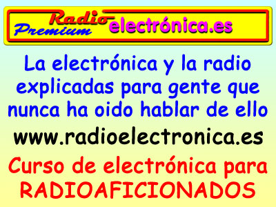 Receptor de cristal (radio galena) para FM